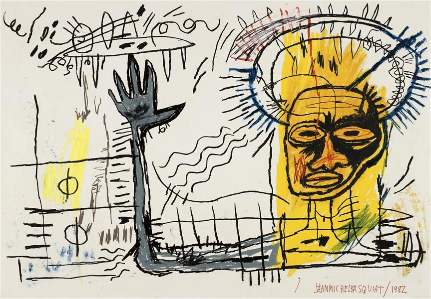 Auction Phone Malfunctions on Basquiat Bidding