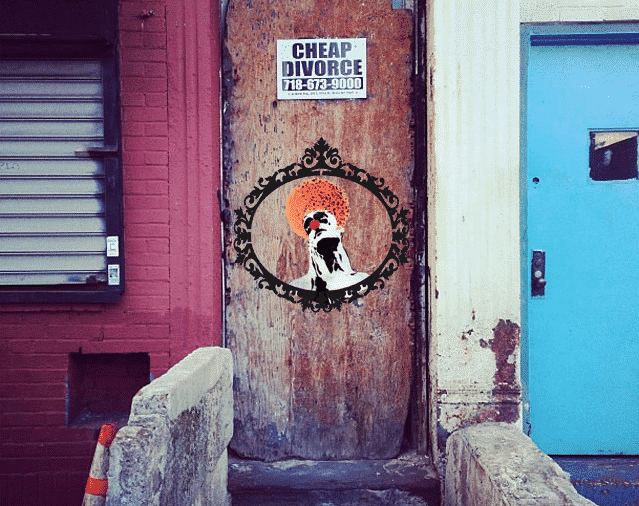 "Banksy ""April Fool"" Art in Greenpoint - via Hyperallergic"