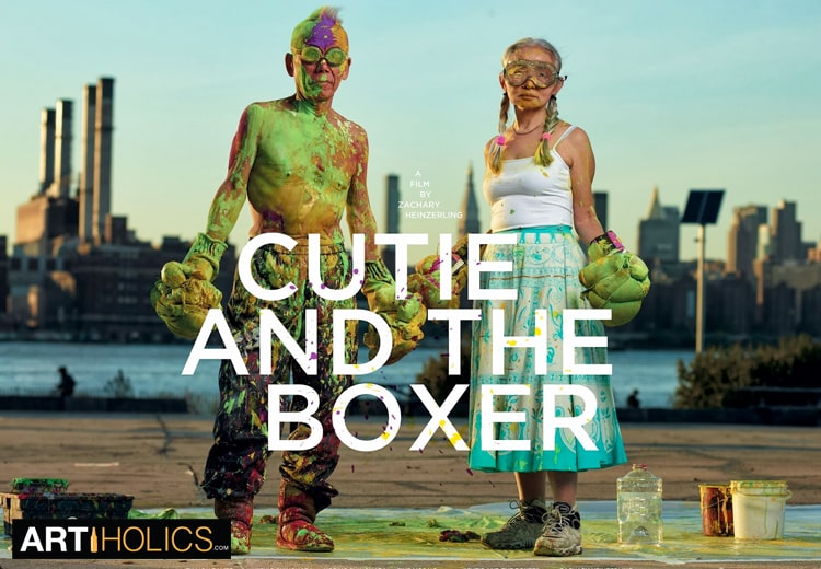 Cutie And The Boxer – Oscar-Nominated Artist Documentary