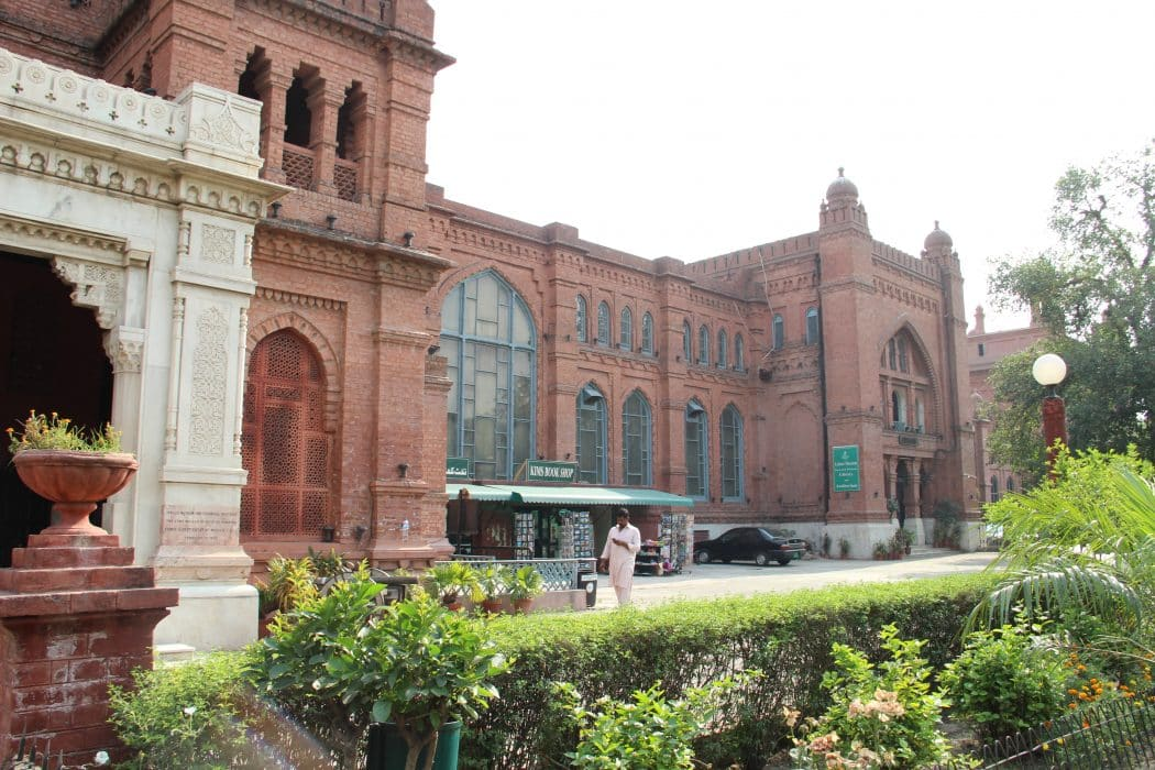 lahore museum 17 taxila museum this century old  in pakistan, both the national museum in karachi and the lahore museum have much gandharan art.