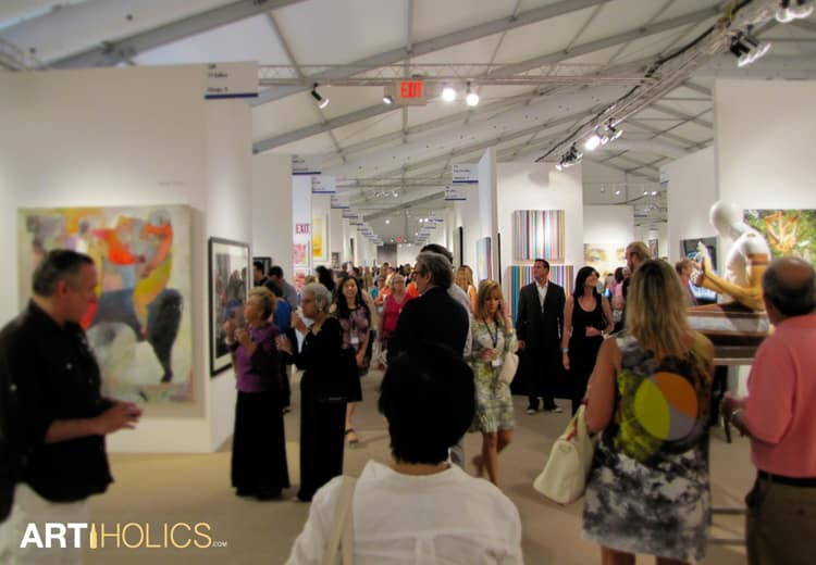 Artiholics Art Hamptons VIP Preview Party Coverage 2014 (1 of 2)