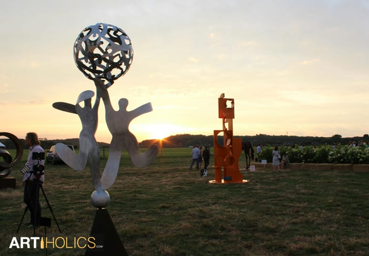 Artiholics Art Hamptons VIP Preview Party Coverage 2014 (2 of 2)