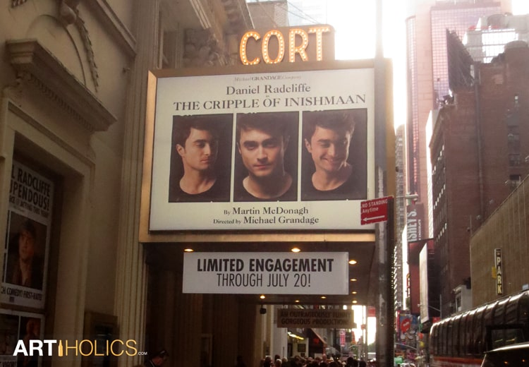 The Cripple of Inishmaan, Daniel Radcliffe Delivers in the Talented Ensemble Broadway Show