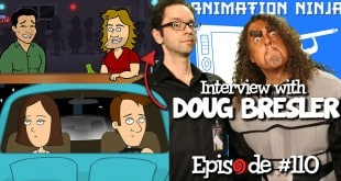Doug Bresler Interview – creator of Doogtoons, Ask a Ninja, and Animation Ninja