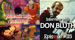 Interview with Don Bluth – Dragon's Lair the movie, Secret of NIMH, and his departure from Disney – Episode 115 of the RubberOnion Animation Podcast