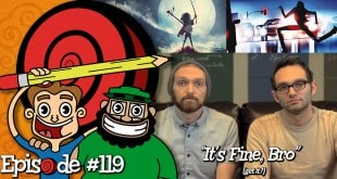 "Fine Brothers trademark fiasco, ""X-Men: Danger Room Protocols"" yanked from YouTube, & Robert Valley made a movie – RubberOnion Animation Podcast #119 ""It's Fine, Bro"""
