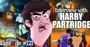Interview with Harry Partridge – RubberOnion Animation Podcast #121