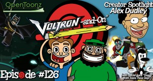 Free Animation Software OpenToonz, LEGO Batman trailer, and Netflix Voltron – RubberOnion Animation Podcast #126