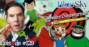 Benedict Cumberbatch to voice The Grinch, Blue Sky settles in wage-fixing suit, and the Astro Boy Reboot gets a poster – RubberOnion Animation Podcast #129