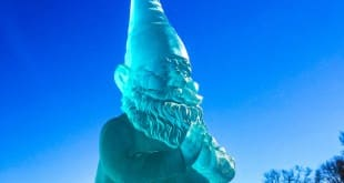 """Gnome Heist"" Public Sculpture Stolen From Florida Art Museum Late Thursday Night: Museum Offers $500 Reward For Safe Return"