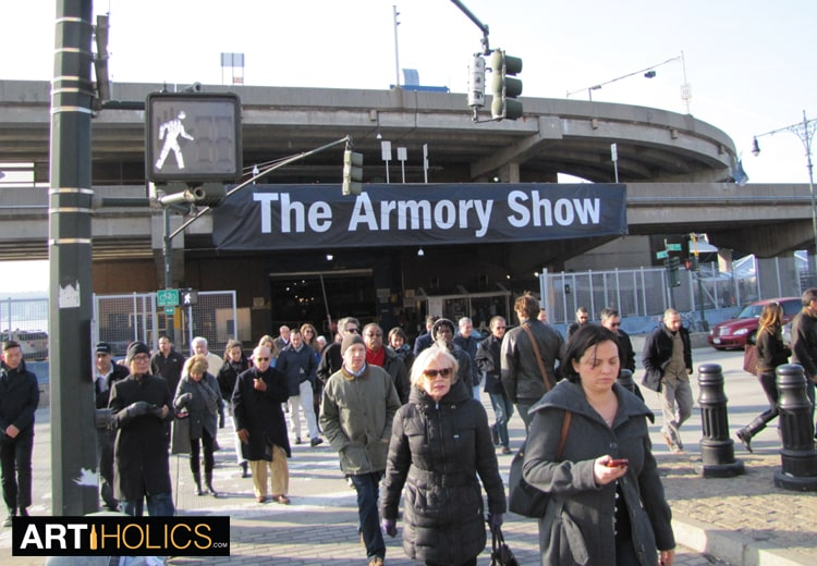 The armory show 2014 what to expect artiholics - The armory show tickets ...
